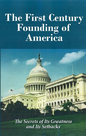 Cover of The First Century Founding of America book